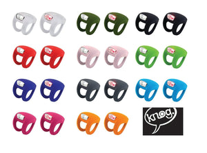 KNOG Accessories Knog Frog Strobe  Taillight Combo $15 each