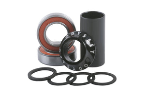 Odyssey Components Black / 22mm Odyssey 22mm Mid BB