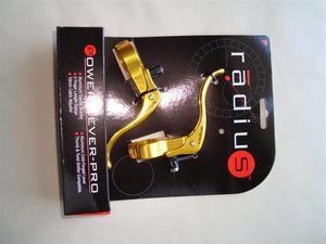 Radius Components Radius Power Lever-Pro  in line brake levers