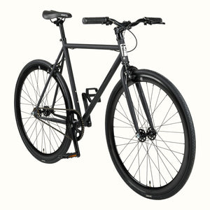 Retrospec Bikes Retrospec Bikes Mantra Fixed-Gear / Single-Speed Bike Matte Black