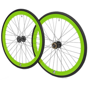Retrospec SGV Recommended Brands,Wheels Green Retrospec Mantra Wheelset