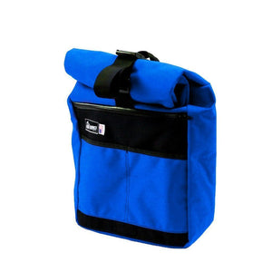 Road Runner Accessories Blue Road Runner Roll Top Messenger Bag