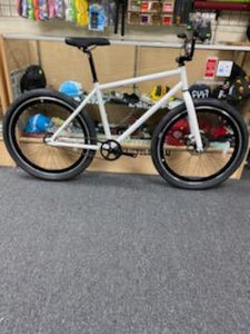 "Sgvbicycles Bikes Sgvbicycles Custom 26"" BMX Bike FGFS Single speed Freewheel or Fixed Gear"