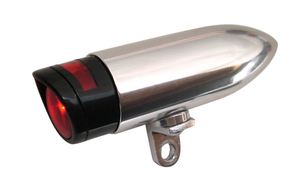 SOMA Accessories Rear Light Soma Silver Bullet Rear Safety Flasher