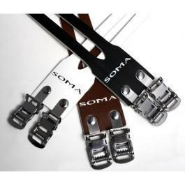 SOMA Components Black Soma Double Toe Straps
