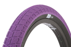 Sunday Components 20X2.25 / Purple / Black Wall Sunday Current Tires - 20""
