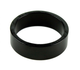 Uno Components Black 1 1/8 inch Black Aluminum Threadless Headset Spacer Spacers 10mm