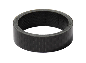 "Uno Components Carbon Spacer 10mm 1"" 1/8"