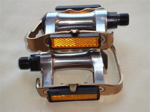 Wellgo Components Copper Wellgo Alloy 9/16 Pedals