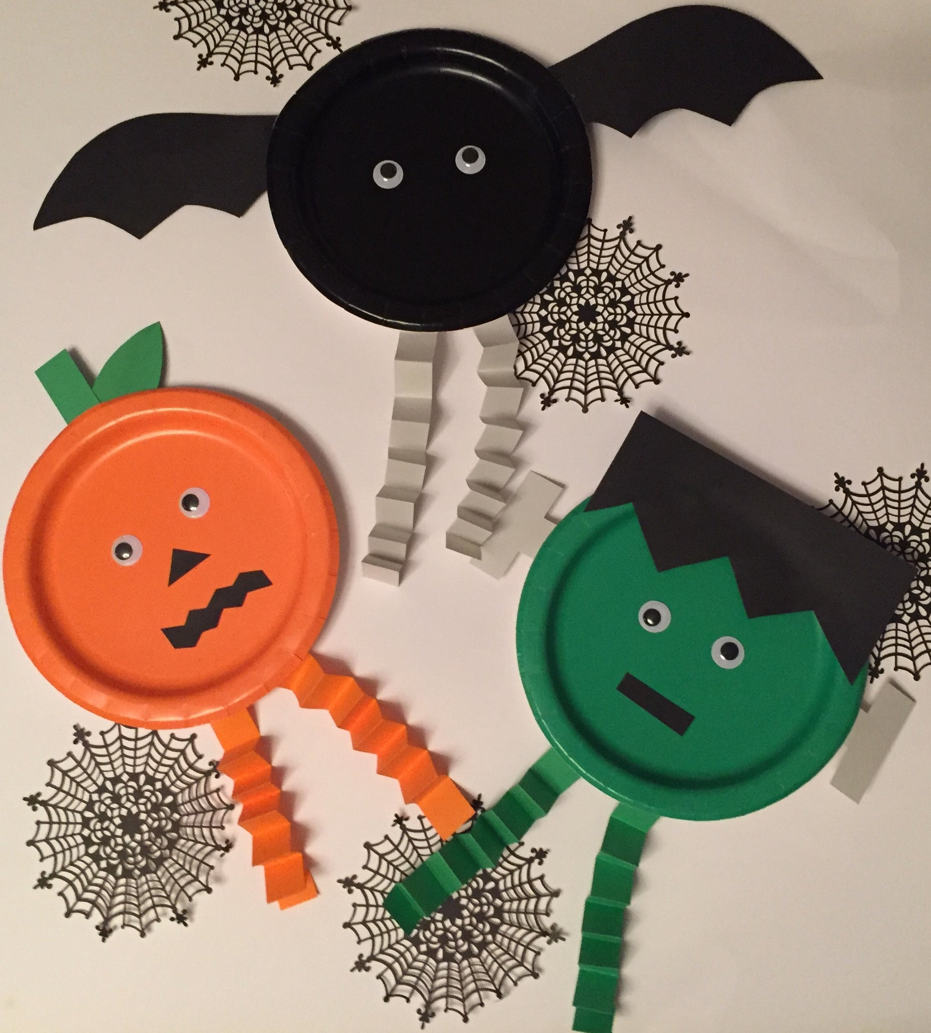 Fiendishly fun Halloween crafts