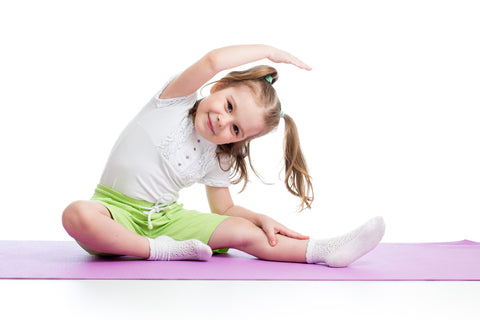 Tracy Dixon: 5 Tips to get your under 5's excited about exercise…