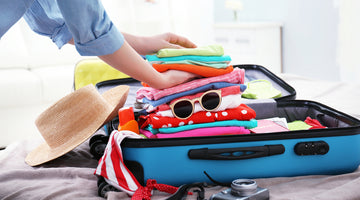 Family Holiday Packing - Five Top Tips