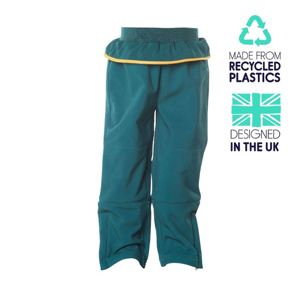 eco trouser - all seasons - forest