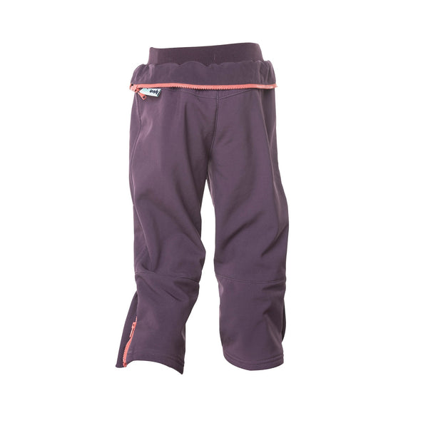 plum - trousers