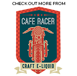 Cafe Racer Craft E-Liquid | Vape World Australia | E-Liquid
