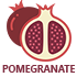 Pomegranate Flavoured E-Liquid | Pomegranate E-Juice | Vape World Australia