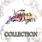 The Vapours Dozen Collection | Vape World Australia | E-Liquid
