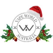 Vape World Australia Christmas LogoLogo