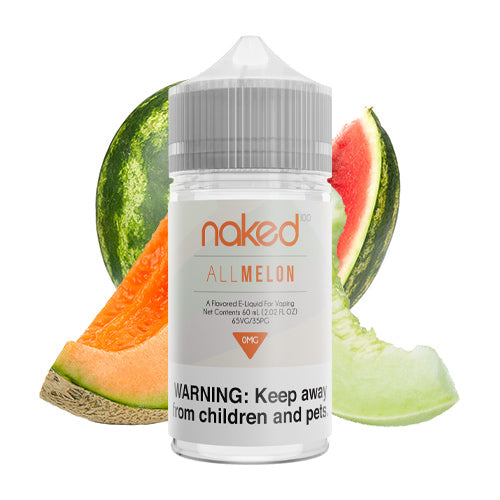 All Melon 60ml | Naked 100 | Vape World Australia | E-Liquid