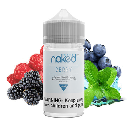 Berry | Naked 100 | Vape World Australia | E-Liquid