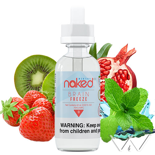 Brain Freeze | Naked 100 | Vape World Australia | E-Liquid