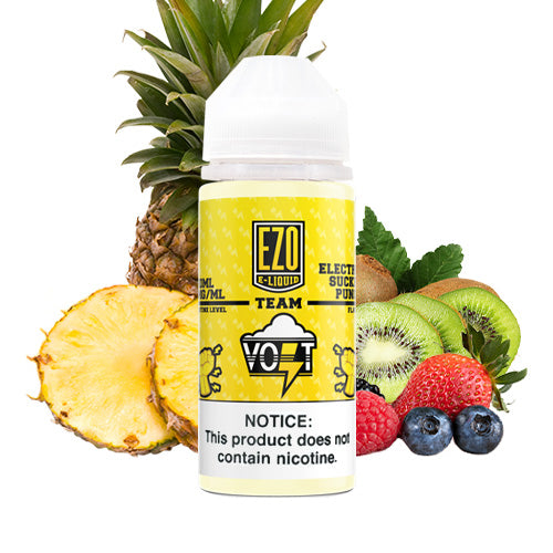 Electric Sucker Punch 100ml | EZO E-Liquid | Vape World Australia | E-Liquid