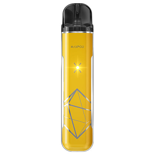 Freemax Maxpod Pod Kit Yellow | Vape World Australia | Vaping Hardware