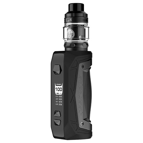 GeekVape Aegis Max Zeus SubOhm Kit Black Space | Vape World Australia | Vaping Hardware