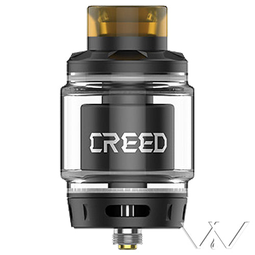 GeekVape Creed RTA Black | Vape World Australia | Vaping Hardware