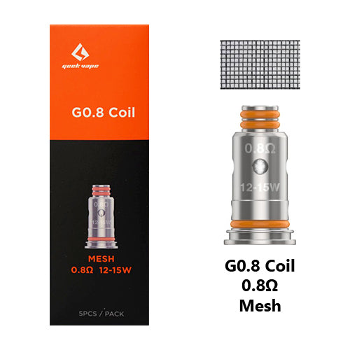 GeekVape G Series Coils 0.8ohm | Vape World Australia | Vaping Hardware