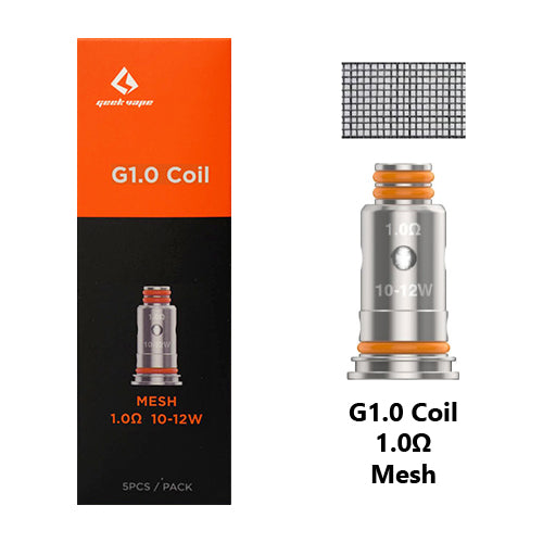 GeekVape G Series Coils 1.0ohm | Vape World Australia | Vaping Hardware