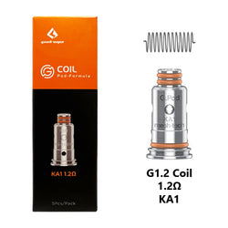 GeekVape G Series Coils 1.2ohm | Vape World Australia | Vaping Hardware