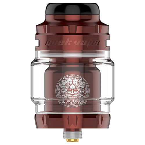 GeekVape Zeus X Mesh RTA Wine Red | Vape World Australia | Vaping Hardware