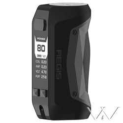 GeekVape Aegis Mini Mod Stealth Black | Vape World Australia | Vaping Hardware