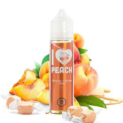 I Love Peach 60ml | Mad Hatter Juice | Vape World Australia | E-Liquid