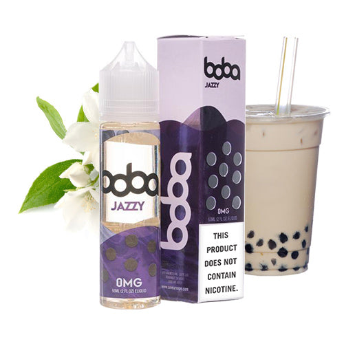 Jazzy Boba 60ml | Jazzy Boba E-Liquid | Vape World Australia | E-Liquid