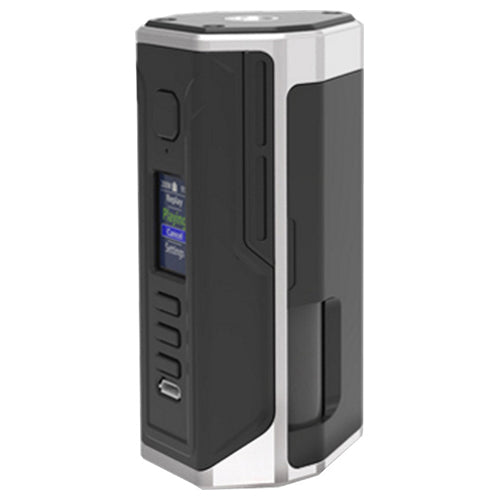 Lost Vape Drone Squonk DNA 250C SS Black | Vape World Australia | Vaping Hardware