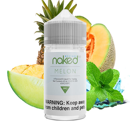 Melon | Naked 100 | Vape World Australia | E-Liquid