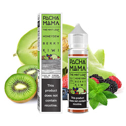 Mint Leaf Honeydew Berry Kiwi 60ml | Pacha Mama | Vape World Australia | E-Liquid