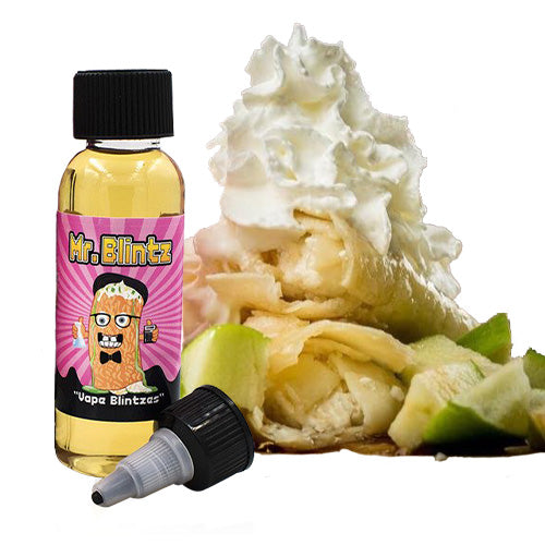 Mr. Blintz 60ml | Vape Breakfast Classics | Vape World Australia | E-Liquid