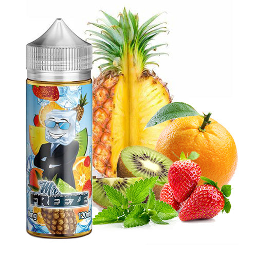Mr. Freeze 120ml | Mr. Freeze | Vape World Australia | E-Liquid