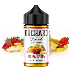 Nana Berry - Orchard Blends 60ml | Five Pawns | Vape World Australia | E-Liquid