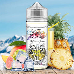 Pineapple Punch Ice 120ml | The Vapours Dozen | Vape World Australia | E-Liquid