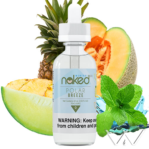 Polar Breeze | Naked 100 | Vape World Australia | E-Liquid