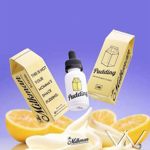 Pudding | The Milkman | Vape World Australia | E-Liquid
