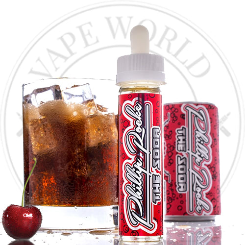 The Soda | Phillip Rocke | Vape World Australia | E-Liquid