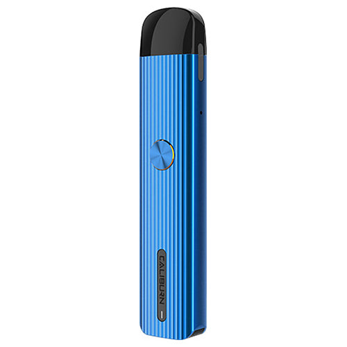 Uwell Caliburn G Pod Kit Blue | Vape World Australia | Vaping Hardware