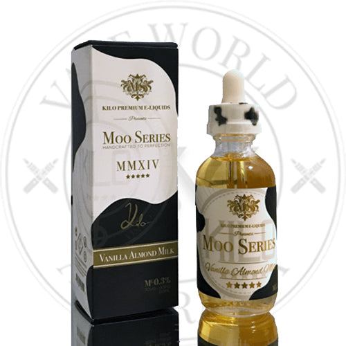 Vanilla Almond Milk | Kilo Moo Series | Vape World Australia | E-Liquid