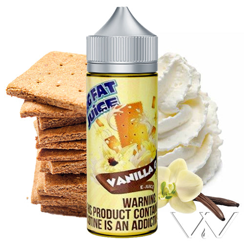 Vanilla G | Big Fat Juice | Vape World Australia | E-Liquid