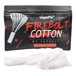Vapefly Firebolt Organic Cotton | Vape World Australia | Vaping Hardware
